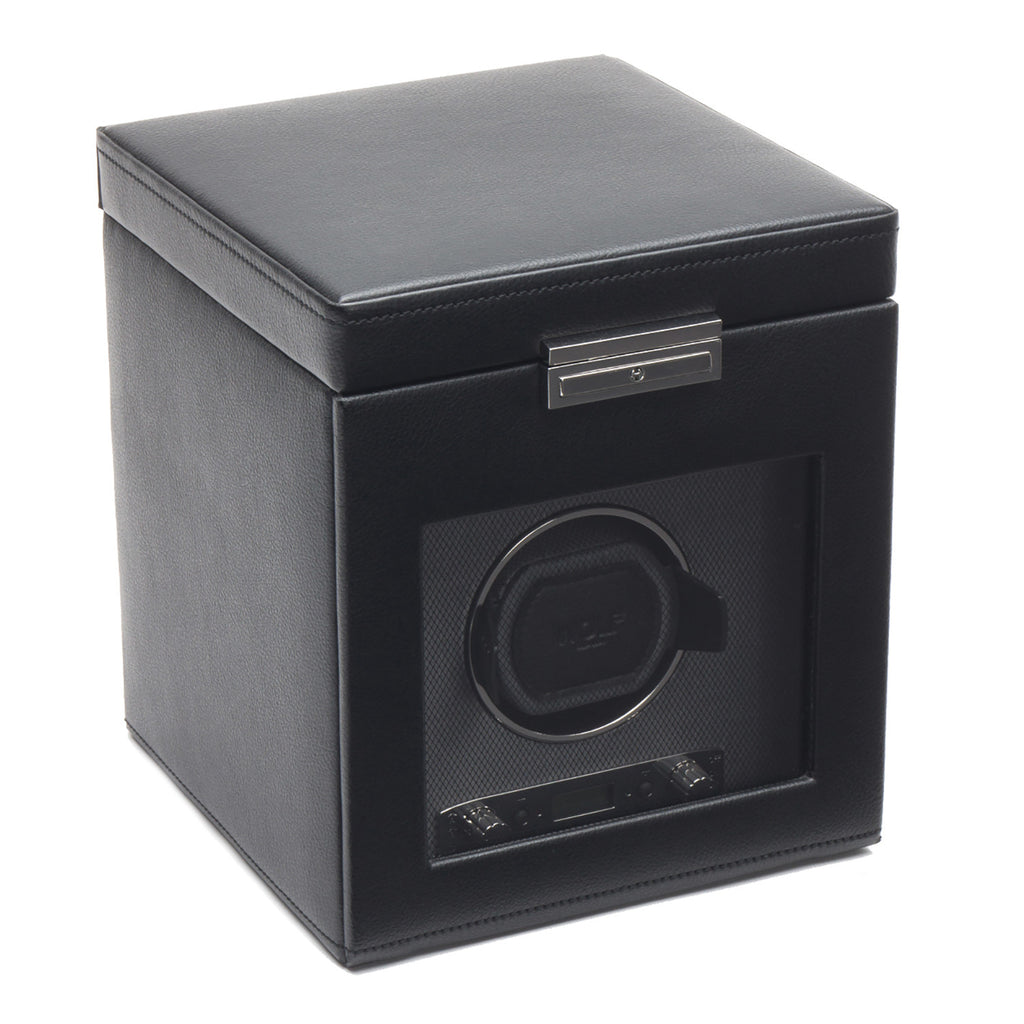 Viceroy Single Winder with Storage - Black