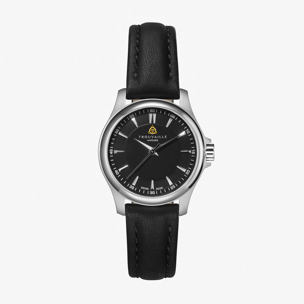 Women's Classic Index - Black Dial Watch