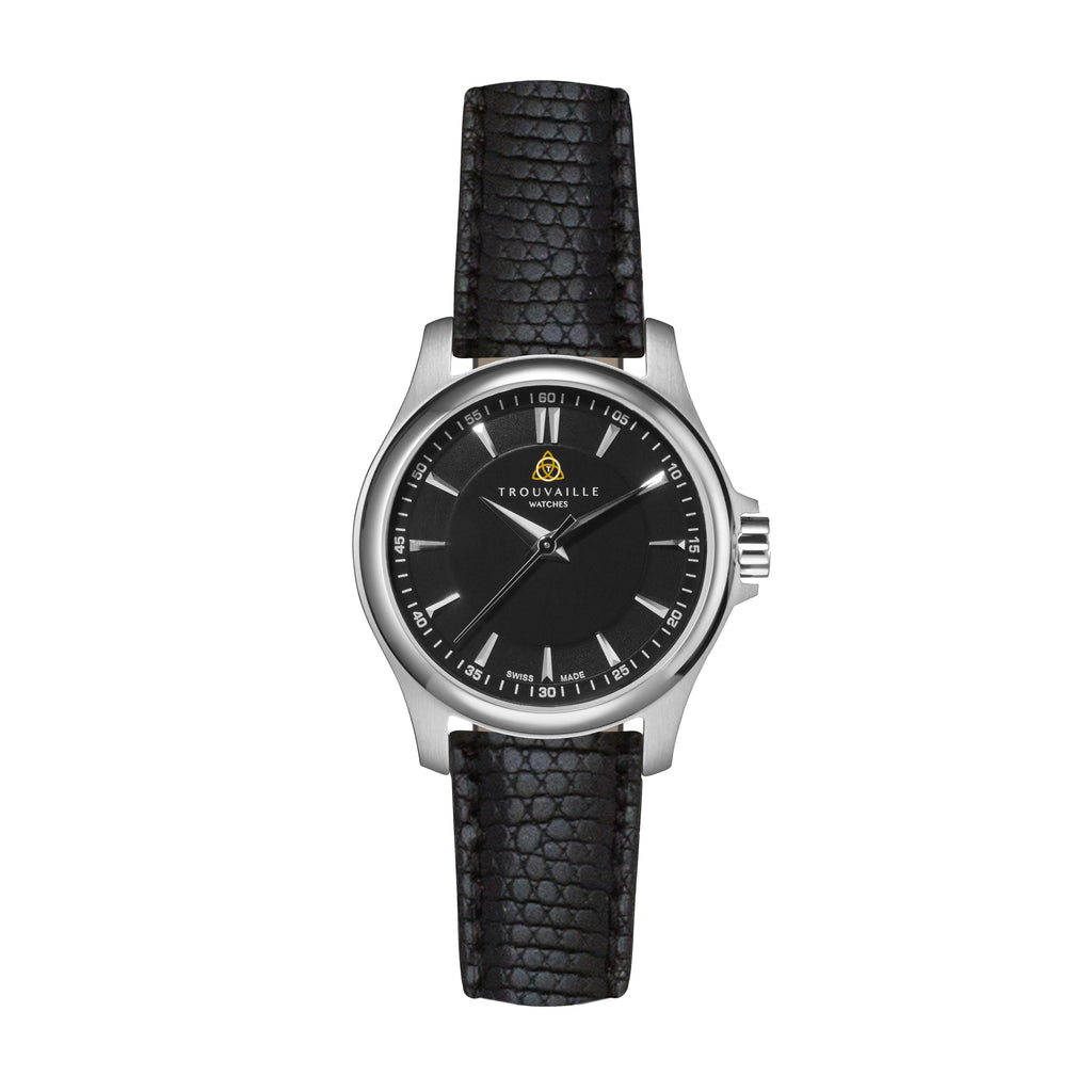 Women's Classic Lady - Black Dial Watch