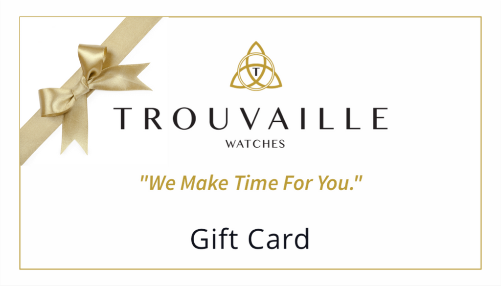 Trouvaille Watches Gift Card