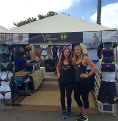 Ventura Surf Rodeo Pepper Swimwear