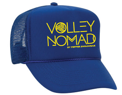 VOLLEYNOMAD Trucker Hat