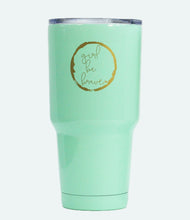 Load image into Gallery viewer, Girl be Brave Powder Coated Tumblers