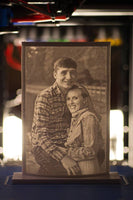 Custom 3D Printed Lithophanes