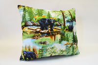 Forest Bears Pillow
