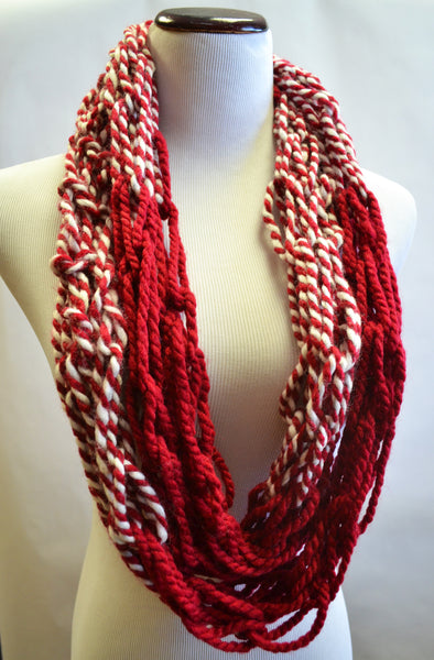 Candy Striper Scarf