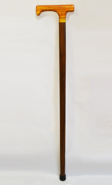 3 Piece Cane - Cedar, Pine & Black Walnut
