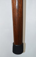 3 Piece Cane - Pine & Black Walnut