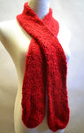 Cozy Red Scarf