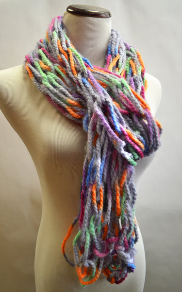 Box of Crayons Scarf