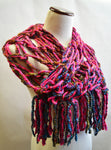 Fringed Cape Scarf
