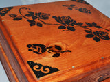 Handcrafted Rose Box