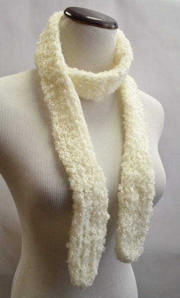 Fresh Snow Scarf
