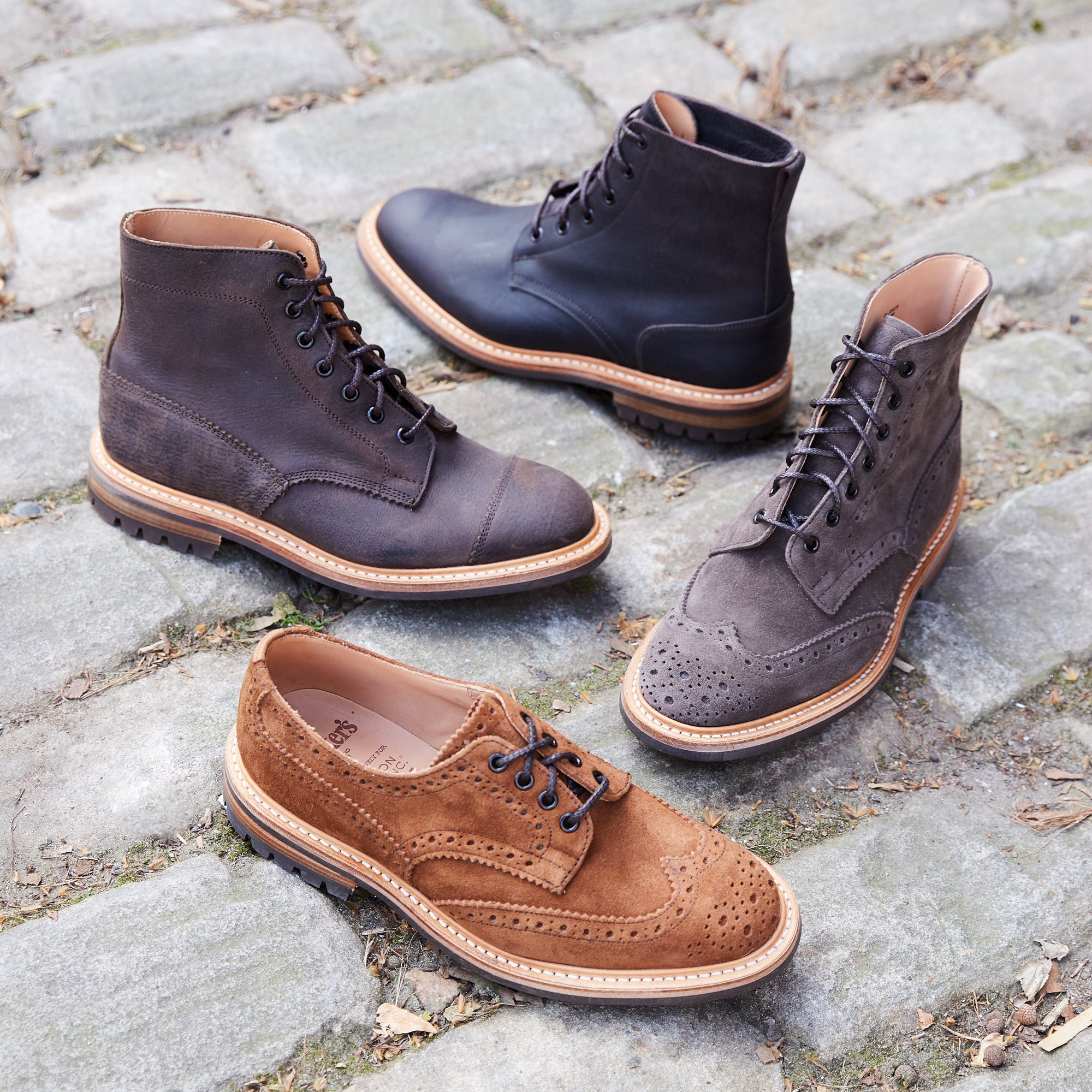 Division Road Tricker's x DR Core Exclusive Restock