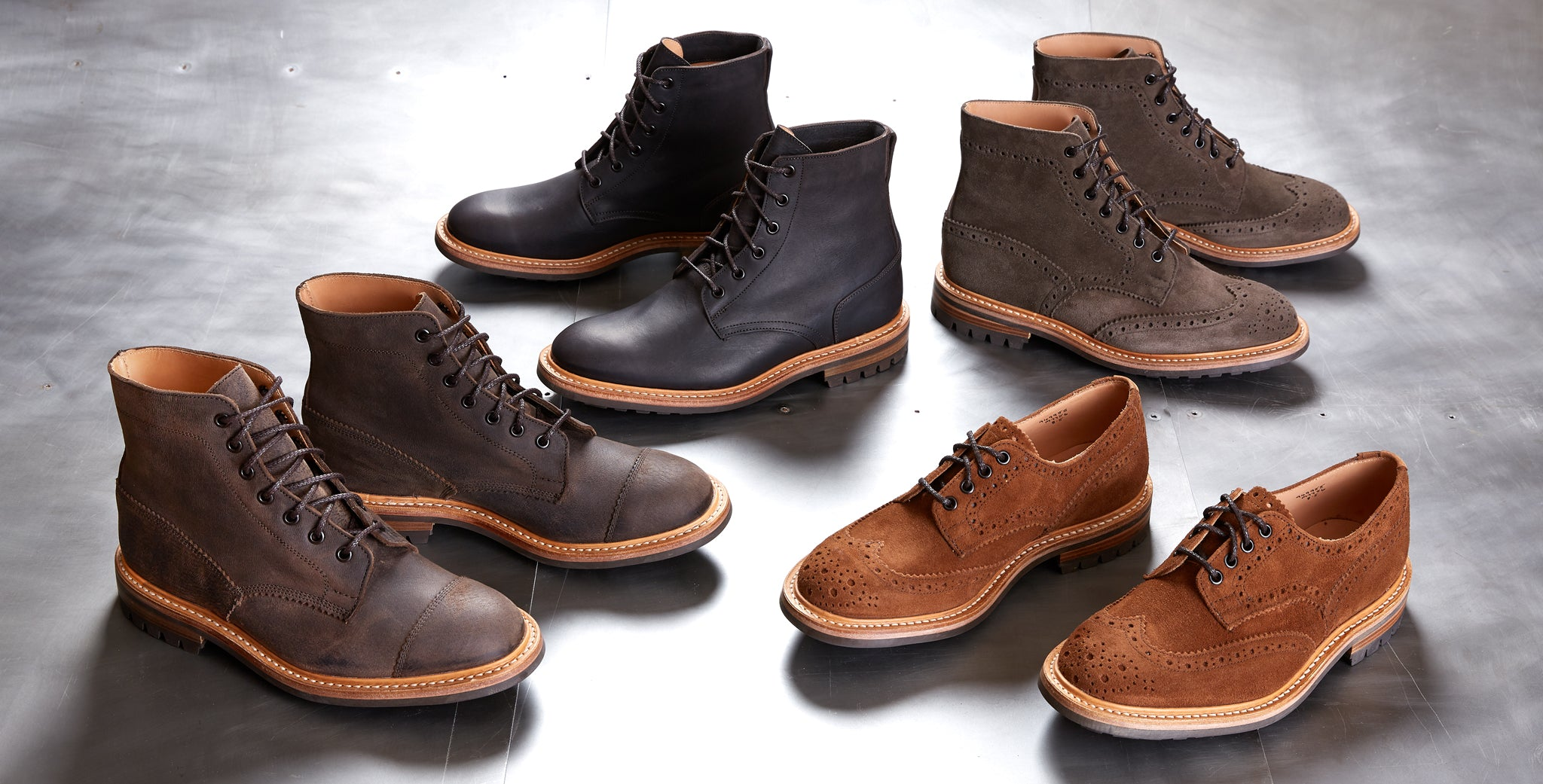 Division Road Foundational Footwear Release