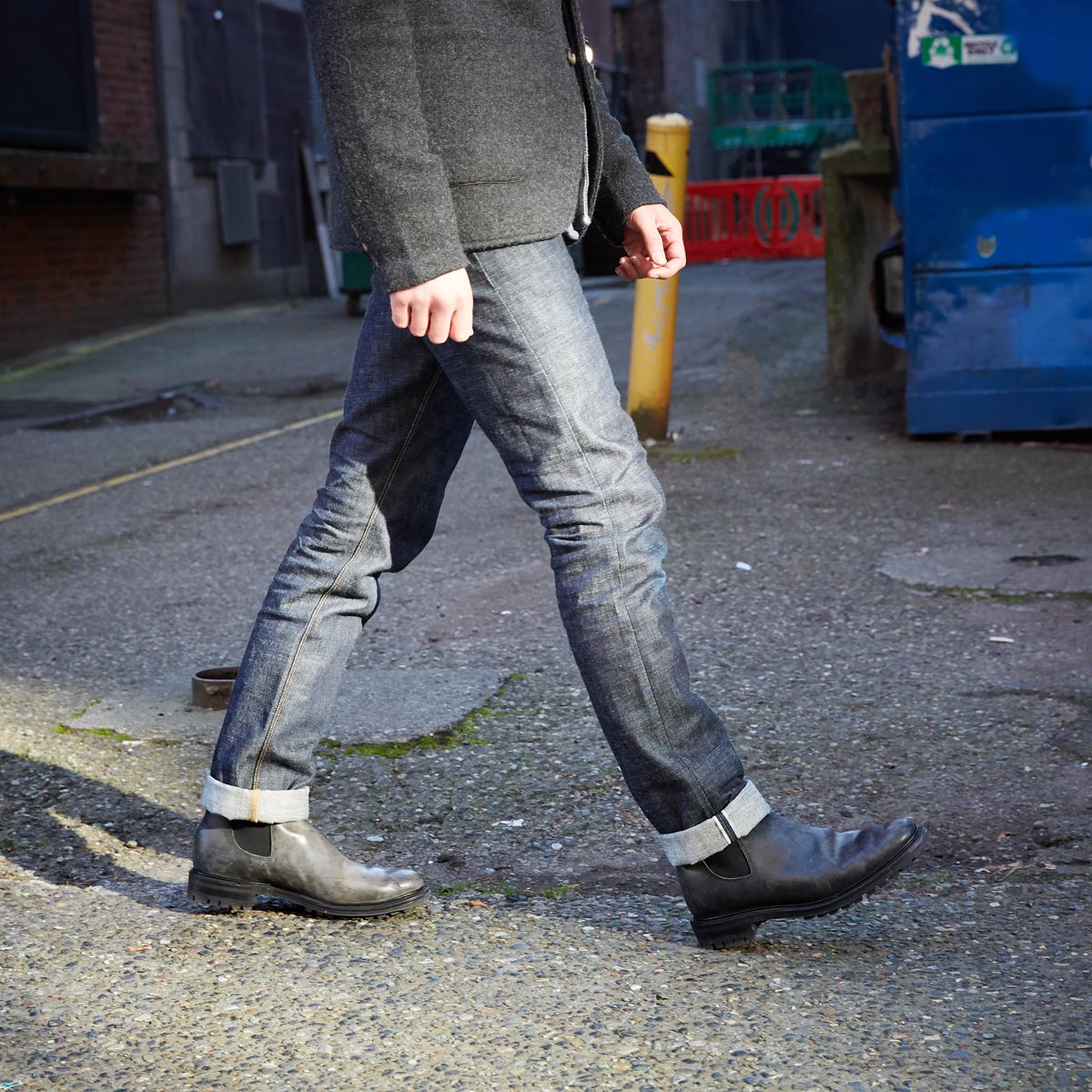 Division Road All-Season Americana with Shockoe Atelier