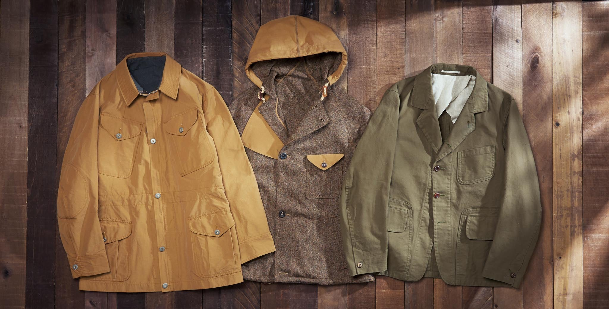 Division Road's Woodland Recon Commander Capsule Collection