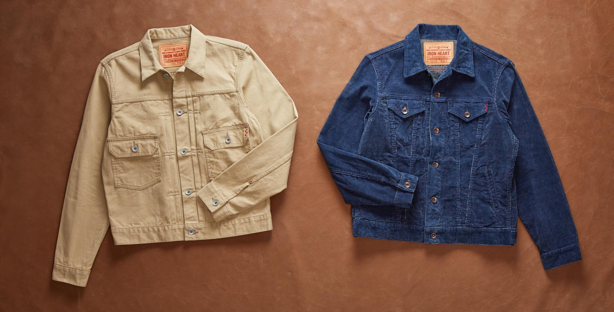 Division Road Editorial Bulletin Signature Style Staples Iron Heart