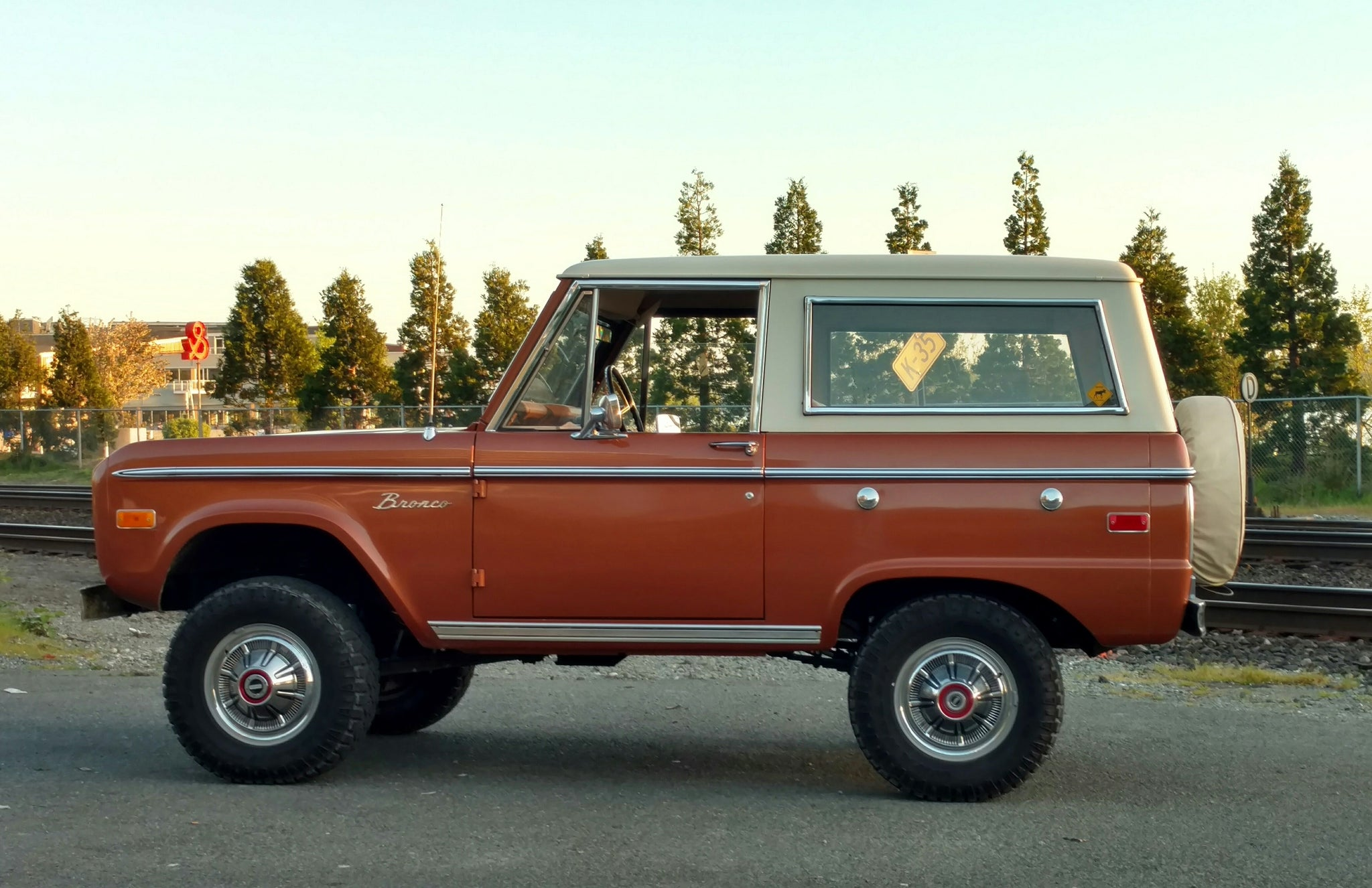 The General  Ford Bronco
