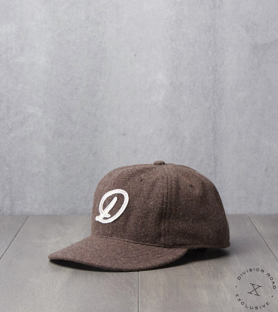 Division Road Cap - Fitted - Brown Pendleton®