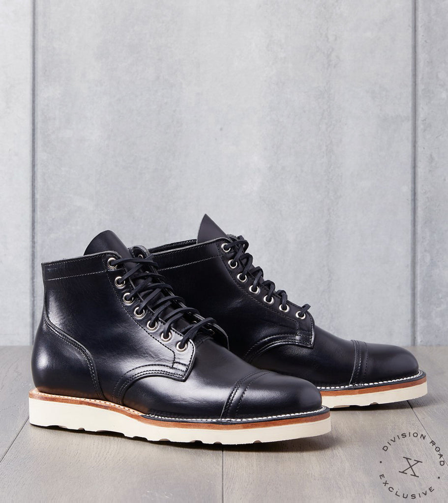 Viberg x Division Road Service Boot - 2030 - Christy - Black CXL