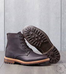 Tricker's Low Leg Logger - Commando - CF Stead Chocolate Waxy Kudu Division Road