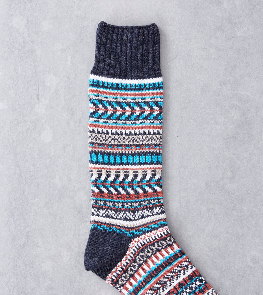 Chup Socks - War Bonnet - Raven Division Road