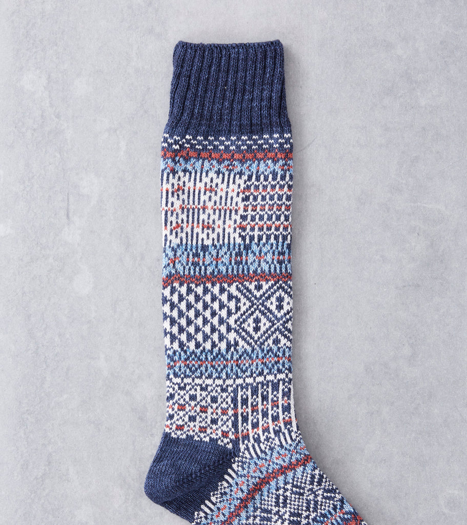 Chup Socks - Fukube - Denim Division Road