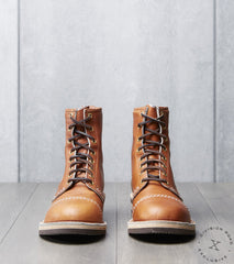 Wesco x Division Road Jobmaster - Vibram 700 - English Tan Chromepak