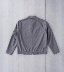 Still By Hand Golf Jacket - Grey - Division Road