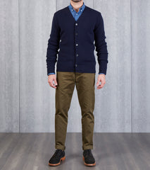 A.P.C. Bell Cardigan - Dark Navy Division Road