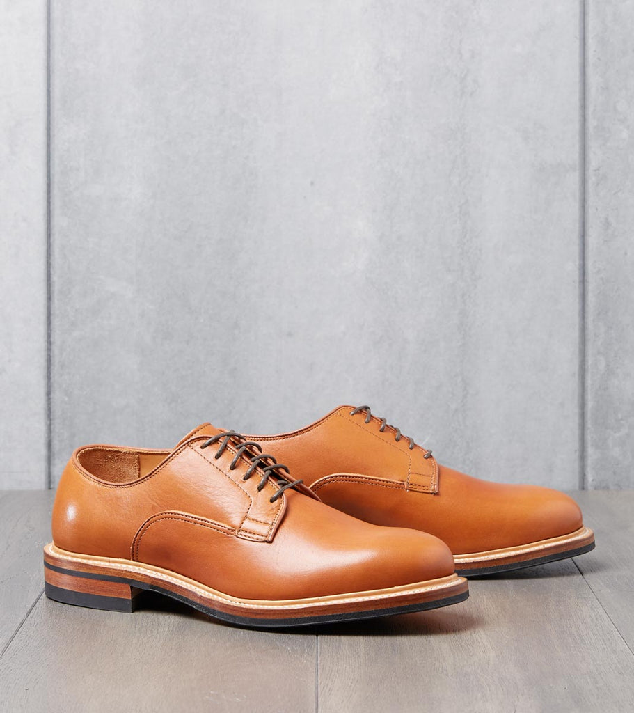 Division Road Viberg Derby Shoe - 2020 - Dainite - Chestnut Essex