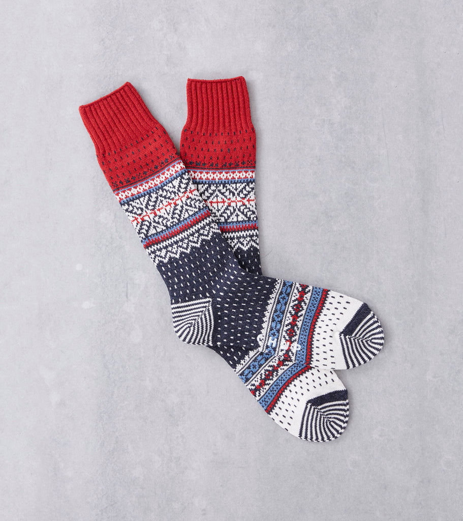 Chup Socks - Genser - Prussian Division Road