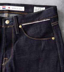 Benzak Denim Developers - BDD-006 - Heavy Slub - 16oz Division Road Raw Jeans
