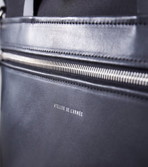 Atelier de L'Armée Worker Briefcase - Black Division Road