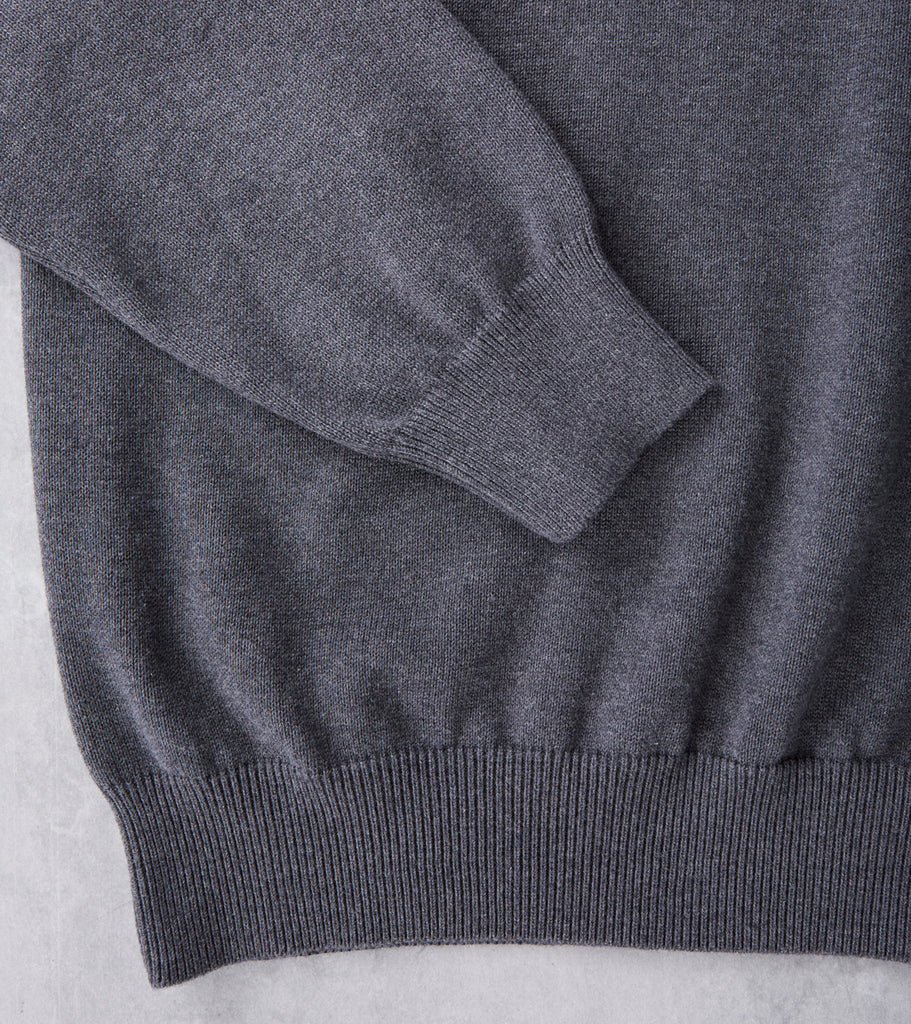 A.P.C. Connors Sweater - Charcoal Division Road