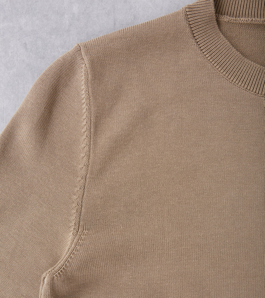 A.P.C. Connors Sweater Khaki Division Road