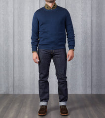 A.P.C. Norman Sweater - Navy Division Road