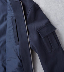 A.P.C. Alain Bomber Navy Division Road