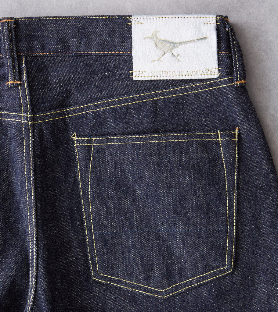 Studio D'Artisan - FOX-001 - Relaxed Tapered Roadrunner Fox Cotton Division Road