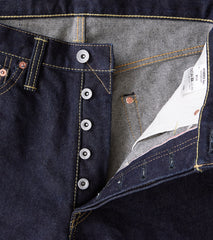 Iron Heart 888S-142 - High Rise Tapered - 14oz Indigo Division Road