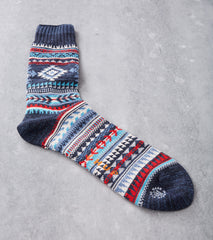 Chup Socks Tenido Black Division Road