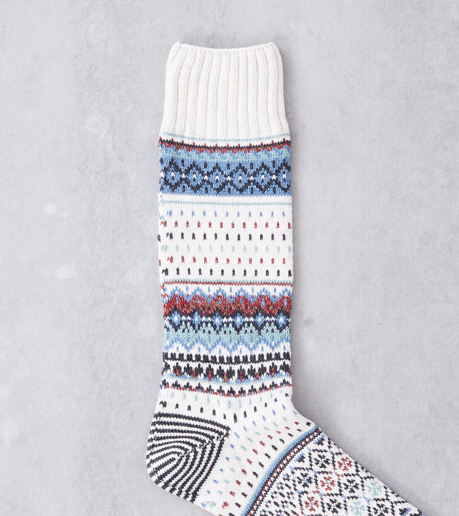 Chup Socks - Viti - Off White Division Road