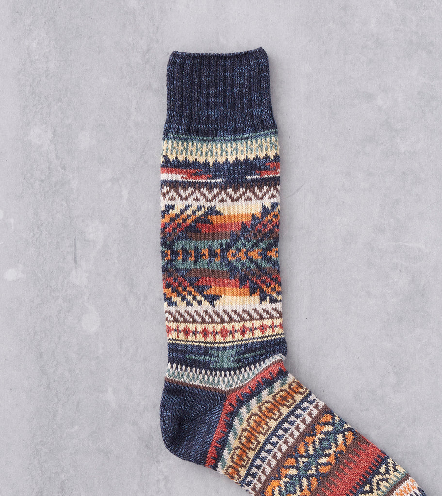 Chup Socks - Dia - Midnight Division Road