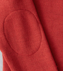 Dehen 1920 x Division Road Collegiate Cardigan - Forster Red