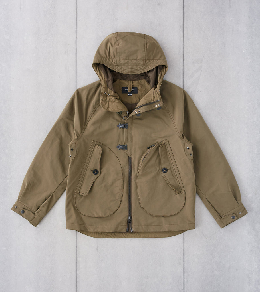 Division Road Eastlogue Deck Parka - Khaki Hardshell