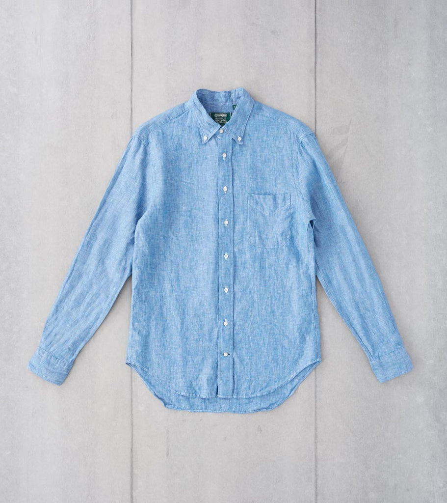 Division Road Gitman Vintage Chambray Linen