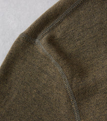 Division Road National Athletic Goods - Shawl Pullover - Olive