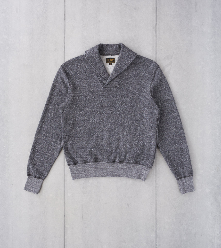 Division Road National Athletic Goods - Shawl Pullover - Granite