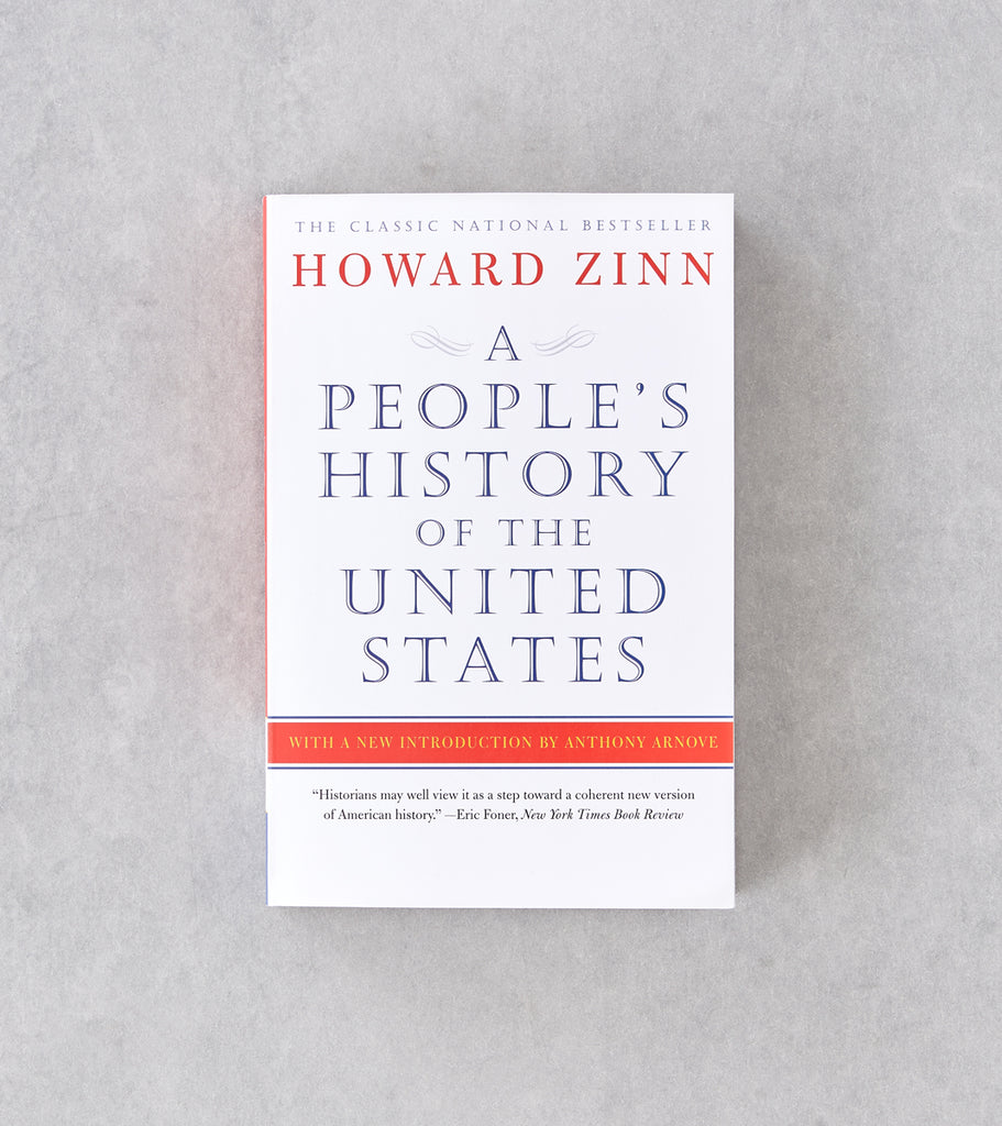 Division Road Literature for Liberty A People's History of the United States - Howard Zinn